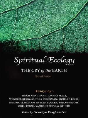 cover image of Spiritual Ecology