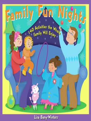 cover image of Family Fun Nights