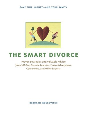 cover image of The Smart Divorce