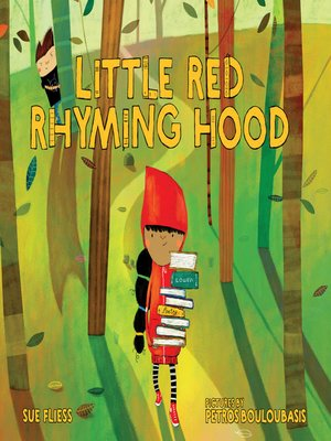 cover image of Little Red Rhyming Hood