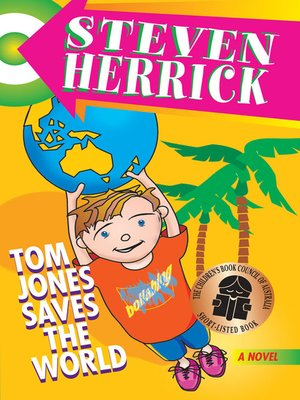 cover image of Tom Jones Saves the World