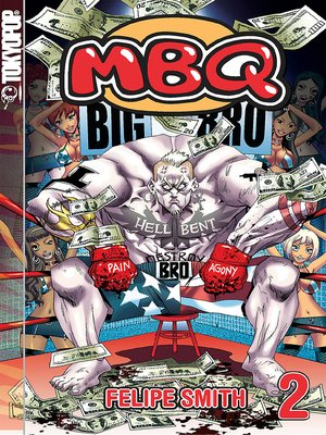cover image of MBQ Manga, Volume 2