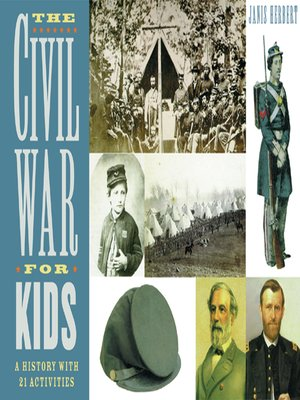 cover image of The Civil War for Kids
