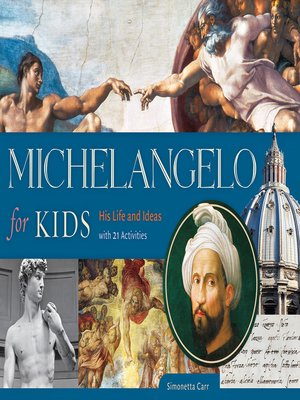 cover image of Michelangelo for Kids