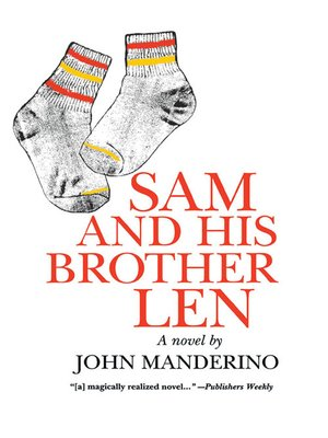 cover image of Sam and His Brother Len