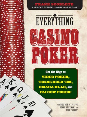 cover image of Everything Casino Poker