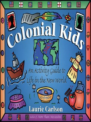 cover image of Colonial Kids