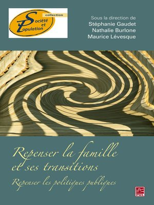 cover image of Repenser la famille et ses transactions