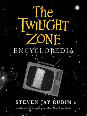 cover image of The Twilight Zone Encyclopedia