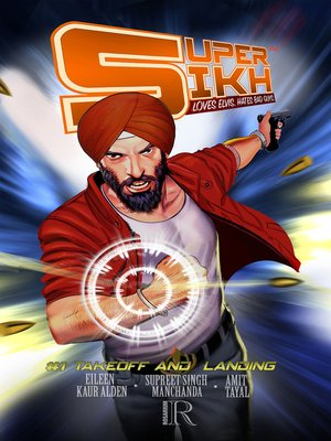cover image of Super Sikh #1
