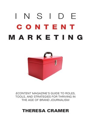 cover image of Inside Content Marketing