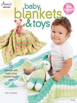 cover image of Baby Blankets & Toys