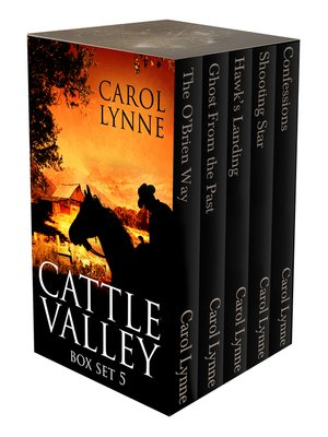 cover image of Cattle Valley Box Set 5