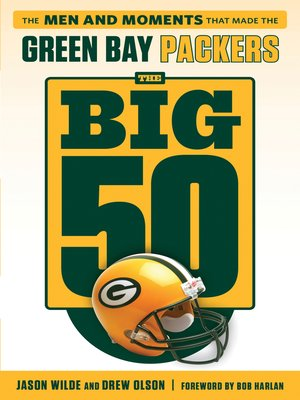cover image of Green Bay Packers: The Men and Moments that Made the Green Bay Packers