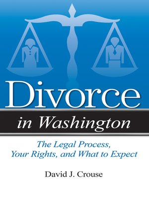 cover image of Divorce in Washington