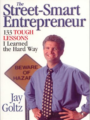 cover image of The Street-Smart Entrepreneur