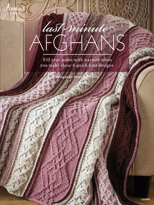 cover image of Last-Minute Afghans