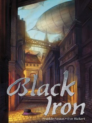 cover image of Black Iron