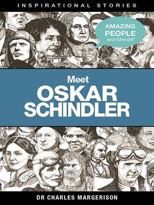 cover image of Meet Oskar Schindler