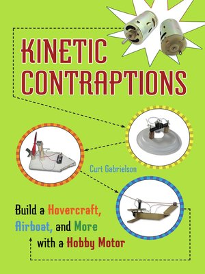 cover image of Kinetic Contraptions