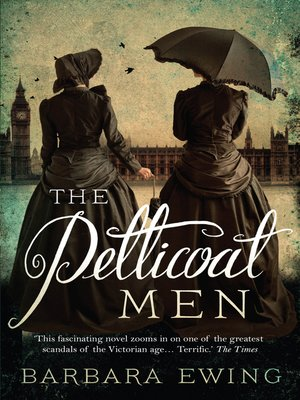 cover image of The Petticoat Men