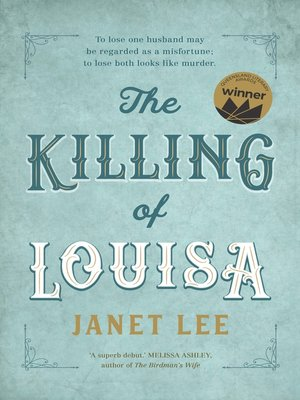 cover image of The Killing of Louisa