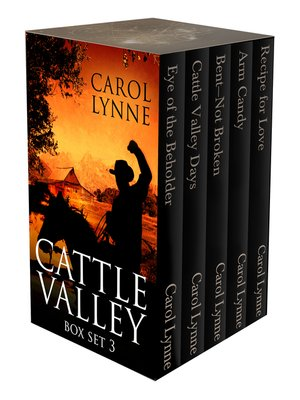 cover image of Cattle Valley Box Set 3
