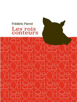 cover image of Les rois conteurs