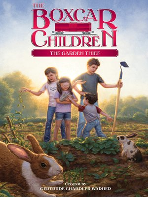 cover image of The Garden Thief