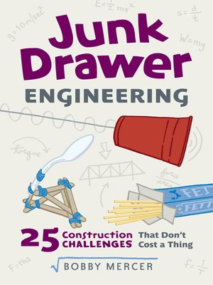 cover image of Junk Drawer Engineering