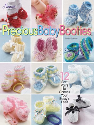 cover image of Precious Baby Booties