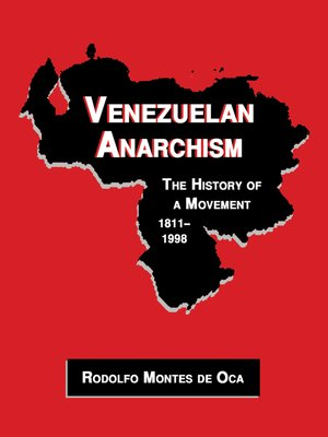 cover image of Venezuelan Anarchism