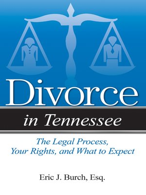 cover image of Divorce in Tennessee