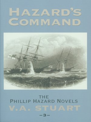 cover image of Hazard's Command