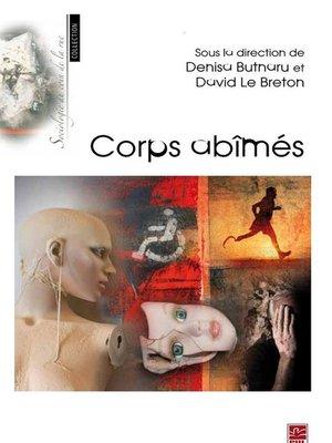 cover image of Corps abîmés