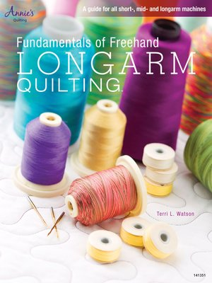 cover image of Fundamentals of Freehand Longarm Quilting