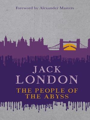 cover image of The People of the Abyss