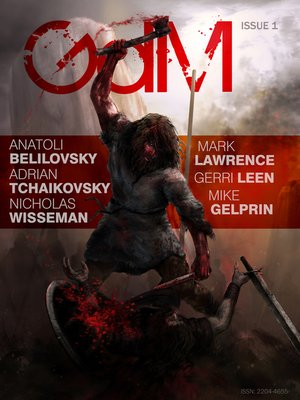 cover image of Grimdark Magazine Issue #1