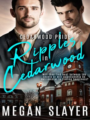 cover image of Ripples in Cedarwood