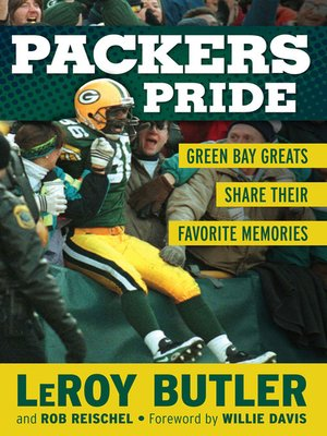 cover image of Packers Pride