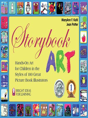 cover image of Storybook Art
