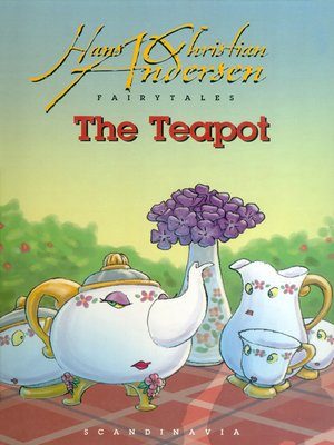 cover image of The Teapot