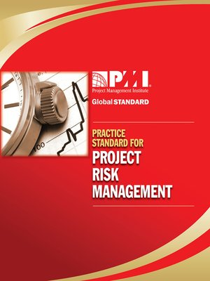 cover image of Practice Standard for Project Risk Management