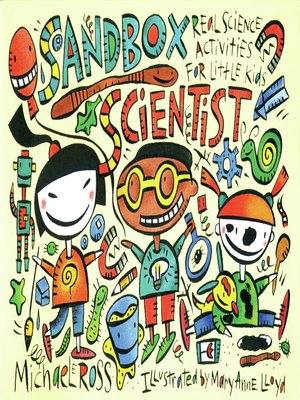 cover image of Sandbox Scientist
