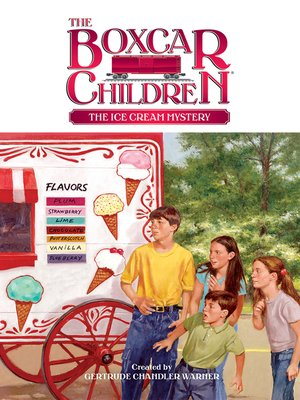 cover image of The Ice Cream Mystery