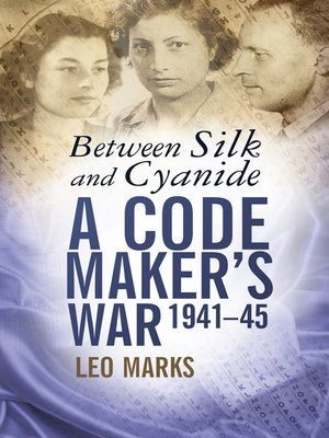 cover image of Between Silk and Cyanide