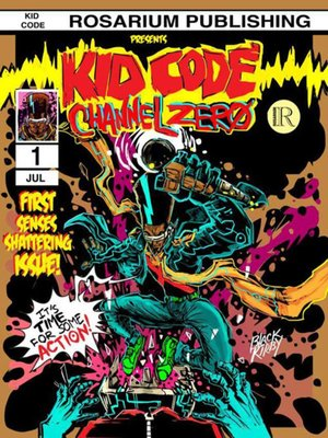 cover image of Kid Code #1