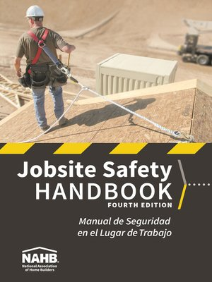 cover image of Jobsite Safety Handbook