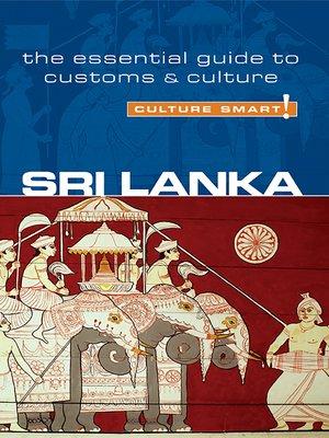 cover image of Sri Lanka--Culture Smart!