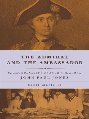 cover image of The Admiral and the Ambassador